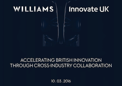 Accelerating British Innovation Through Cross-Industry Collaboration – 10th March 2016