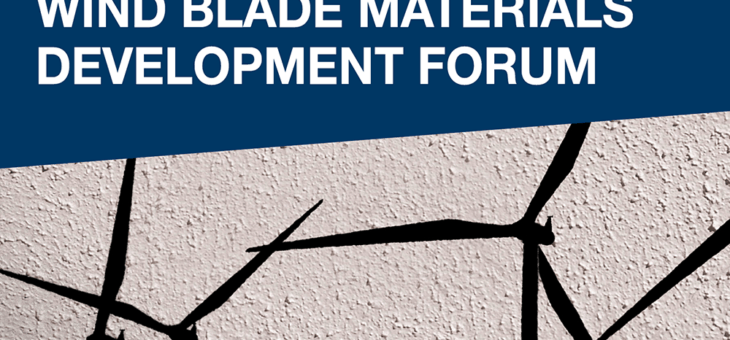 ACT Blade will be at the Wind Blade Materials Development Forum in Hamburg