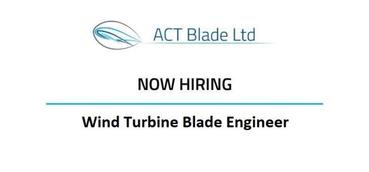 Wind Turbine Blade Engineer