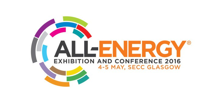 ALL ENERGY – Innovation Showcase – 4th May 2016