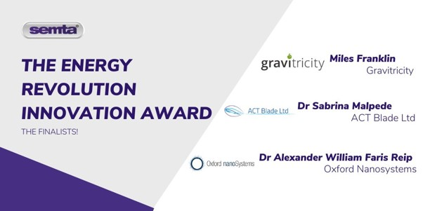 The Energy Revolution Innovation Award