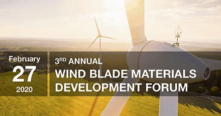 3rd Annual Forum on Wind Turbine Materials