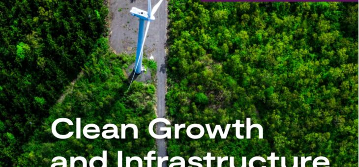 2020 Clean Growth and Infrastructure Annual Report