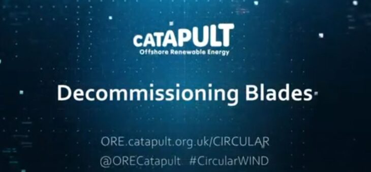 Circular Economy for the Wind Sector project