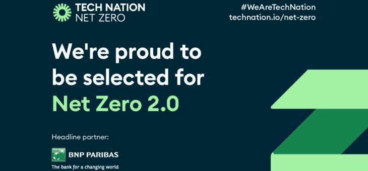 Net Zero 2.0 cohort